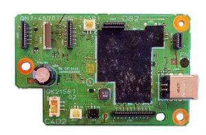 logic board qm4-4438 g2400